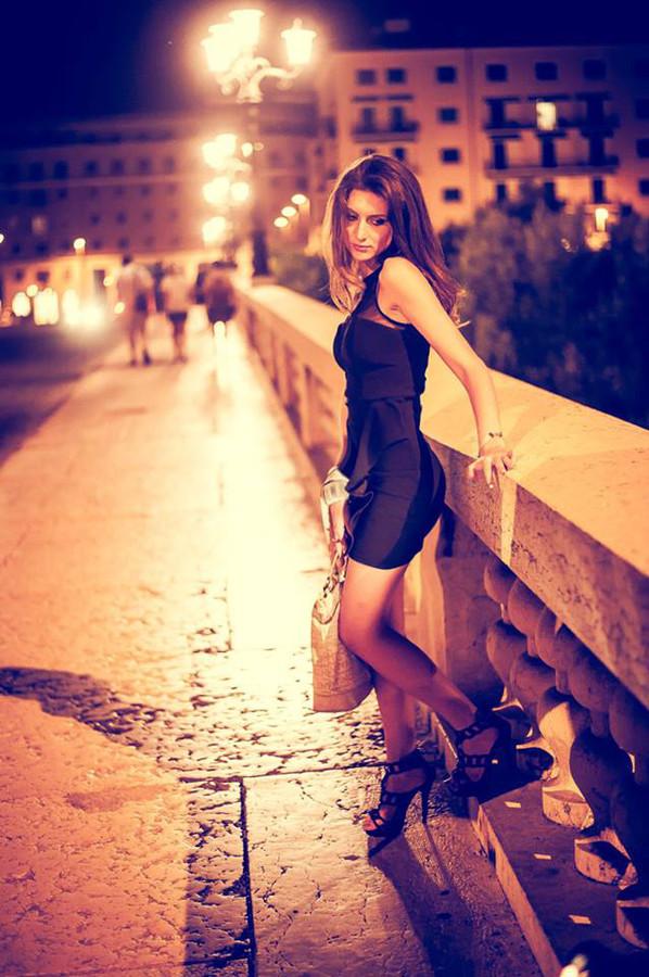 Veronica Lorini model (modella). Photoshoot of model Veronica Lorini demonstrating Editorial Modeling.Editorial Modeling Photo #160138