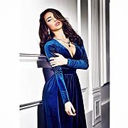 Veronika Kravchuk (Verónika Kravchuk) model & tv host. Photoshoot of model Veronika Kravchuk demonstrating Fashion Modeling.Fashion Modeling Photo #123767