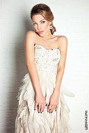 Veronika Kravchuk (Verónika Kravchuk) model & tv host. Photoshoot of model Veronika Kravchuk demonstrating Fashion Modeling.Fashion Modeling Photo #123782