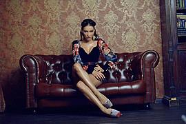 Veronika Kravchuk (Verónika Kravchuk) model & tv host. Photoshoot of model Veronika Kravchuk demonstrating Fashion Modeling.Fashion Modeling Photo #123814