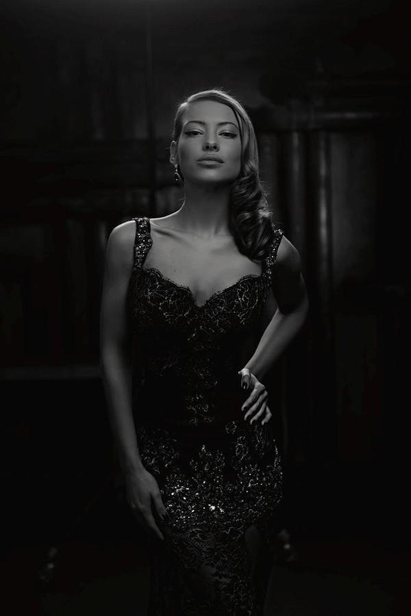 Veronika Kravchuk (Verónika Kravchuk) model & tv host. Photoshoot of model Veronika Kravchuk demonstrating Fashion Modeling.Fashion Modeling Photo #123815