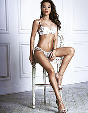 Veronika Kravchuk (Verónika Kravchuk) model & tv host. Modeling work by model Veronika Kravchuk. Photo #165662