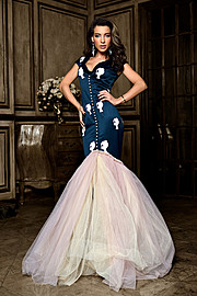 Veronika Kravchuk (Verónika Kravchuk) model & tv host. Modeling work by model Veronika Kravchuk. Photo #165663