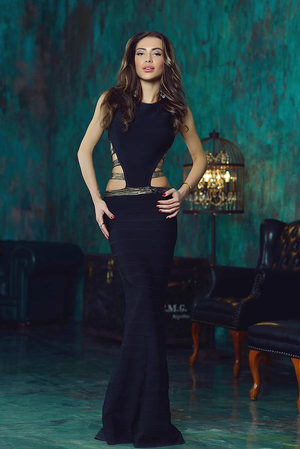 Veronika Kravchuk (Verónika Kravchuk) model & tv host. Modeling work by model Veronika Kravchuk. Photo #165664