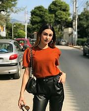 Victoria Tona model (μοντέλο). Photoshoot of model Victoria Tona demonstrating Fashion Modeling.Fashion Modeling Photo #229133