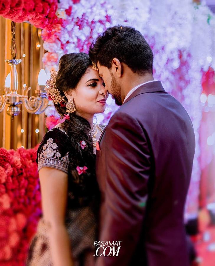 Vignesh Srinivasan Pasamat Wedding Photographer
