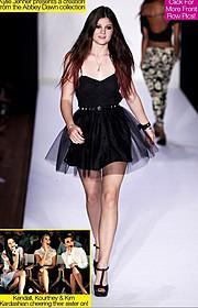 Viktorija Bowers makeup artist. Work by makeup artist Viktorija Bowers demonstrating Runway Makeup.Runway Makeup Photo #78986