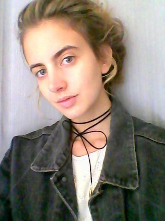 Violeta Eleni Bligiannou model. Photoshoot of model Violeta Eleni Bligiannou demonstrating Face Modeling.Face Modeling Photo #195160