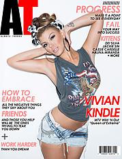 Vivian Kindle model. Photoshoot of model Vivian Kindle demonstrating Editorial Modeling.==Always Therro==Editorial Modeling Photo #114068
