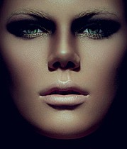 Vivianne Tran makeup artist & hair stylist. Work by makeup artist Vivianne Tran demonstrating Beauty Makeup.Beauty Makeup Photo #44272