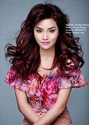Vu Minh Hoang makeup artist. makeup by makeup artist Vu Minh Hoang. Photo #42535