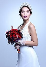 Vu Minh Hoang makeup artist. Work by makeup artist Vu Minh Hoang demonstrating Bridal Makeup.Bridal Makeup Photo #42554