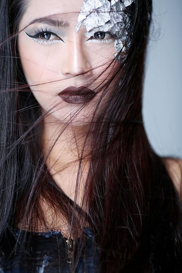 Vu Minh Hoang makeup artist. Work by makeup artist Vu Minh Hoang demonstrating Beauty Makeup.Beauty Makeup Photo #42777