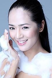 Vu Minh Hoang makeup artist. Work by makeup artist Vu Minh Hoang demonstrating Beauty Makeup.Beauty Makeup Photo #42803