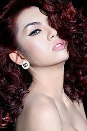 Vu Minh Hoang makeup artist. Work by makeup artist Vu Minh Hoang demonstrating Beauty Makeup.Beauty Makeup Photo #42906