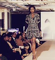 Maryanne Wairimu model. Photoshoot of model Wairimu Maryanne demonstrating Runway Modeling.Runway Modeling Photo #170069
