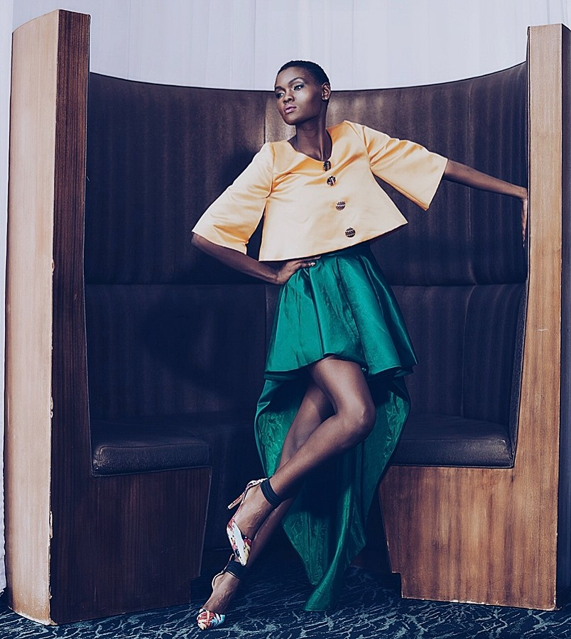 Maryanne Wairimu model. Photoshoot of model Wairimu Maryanne demonstrating Fashion Modeling.Fashion Modeling Photo #179104
