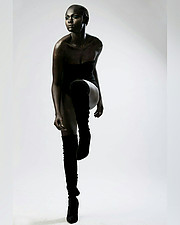 Maryanne Wairimu model. Photoshoot of model Wairimu Maryanne demonstrating Fashion Modeling.Fashion Modeling Photo #190586