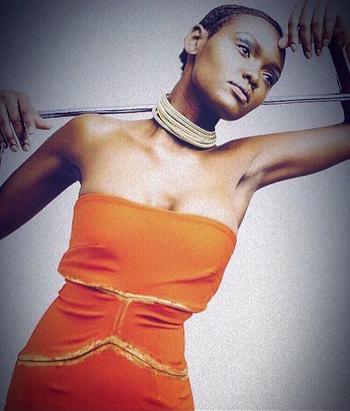 Maryanne Wairimu model. Photoshoot of model Wairimu Maryanne demonstrating Fashion Modeling.Fashion Modeling Photo #195838
