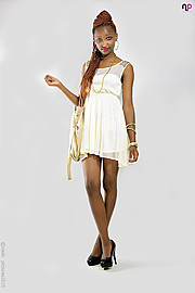Waithera Njehia is a professional high fashion model of height 5'10 based in Kenya.She is highly trained and possesses desirable modelling t