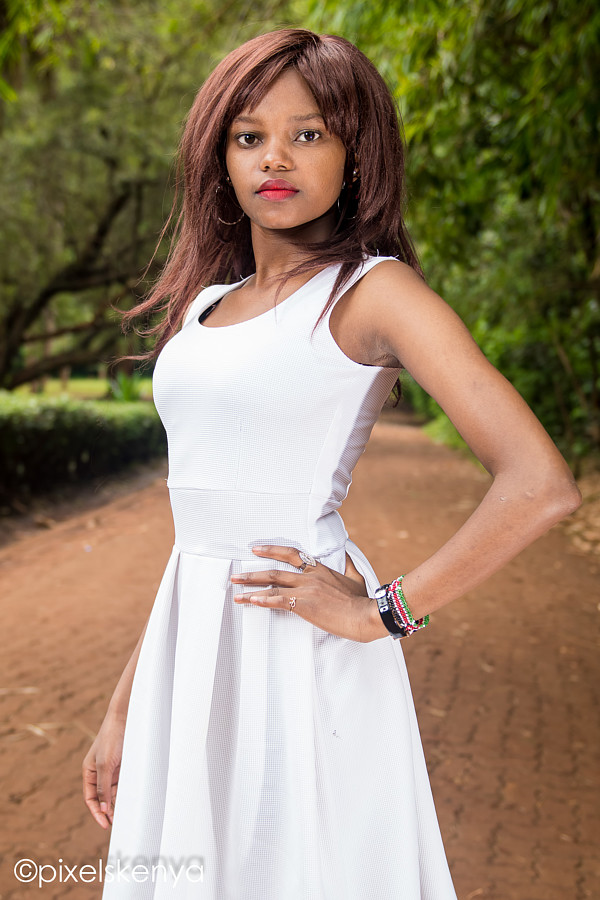 Wambui Mumbi Model