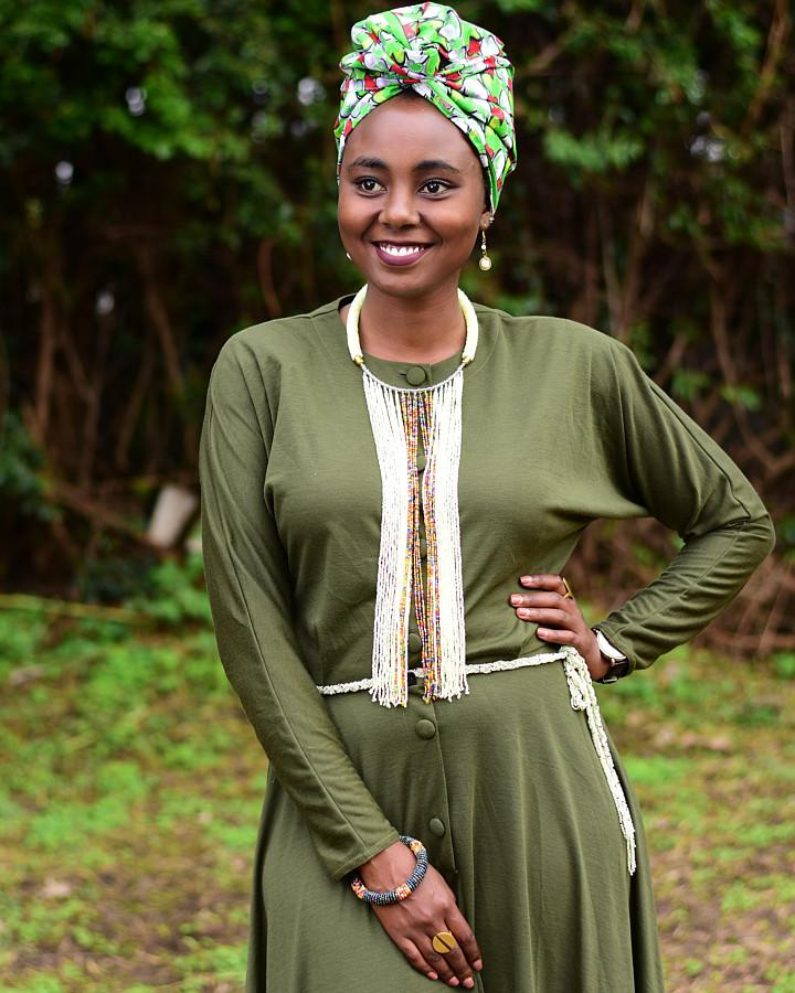Wangechi Wachira Fashion Stylist