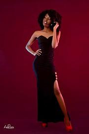 Wanjiku Phylis model. Photoshoot of model Wanjiku Phylis demonstrating Fashion Modeling.Fashion Modeling Photo #220459