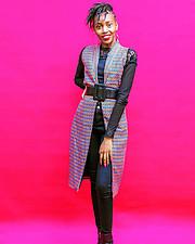 Wanjiku Phylis model. Photoshoot of model Wanjiku Phylis demonstrating Fashion Modeling.Fashion Modeling Photo #220510