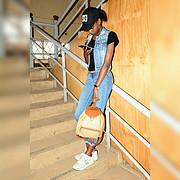Wanjiku Phylis model. Photoshoot of model Wanjiku Phylis demonstrating Fashion Modeling.Fashion Modeling Photo #220512