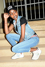 Wanjiku Phylis model. Photoshoot of model Wanjiku Phylis demonstrating Fashion Modeling.Fashion Modeling Photo #220508