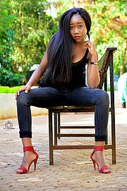 Wendy Adhiambo Model