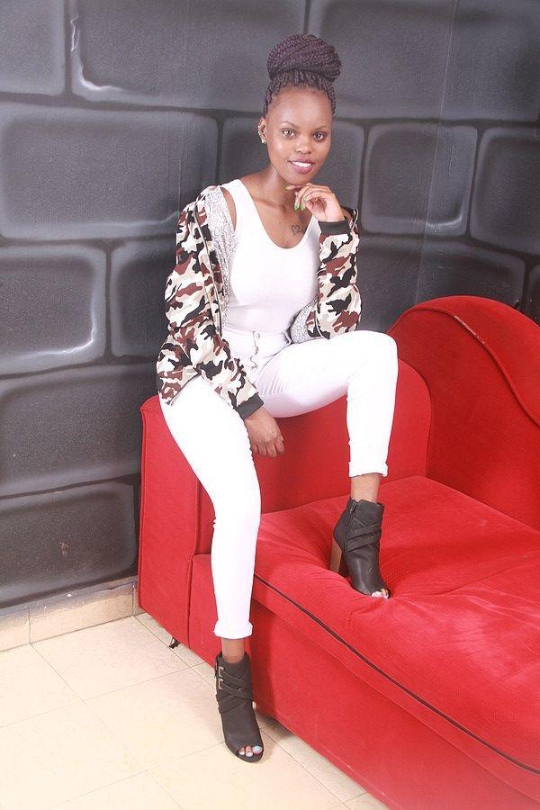Winfred Mukami Model