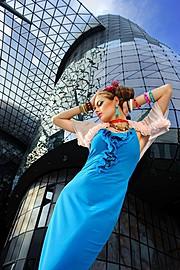 Winnie Loo fashion stylist. styling by fashion stylist Winnie Loo.Editorial Styling Photo #70757
