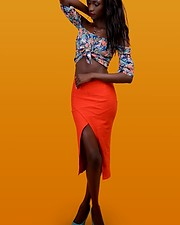 Winnie Phoebe model. Photoshoot of model Winnie Phoebe demonstrating Fashion Modeling.Fashion Modeling Photo #207433
