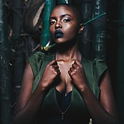 Winnie Wanja model. Photoshoot of model Winnie Wanja demonstrating Fashion Modeling.Fashion Modeling Photo #226360