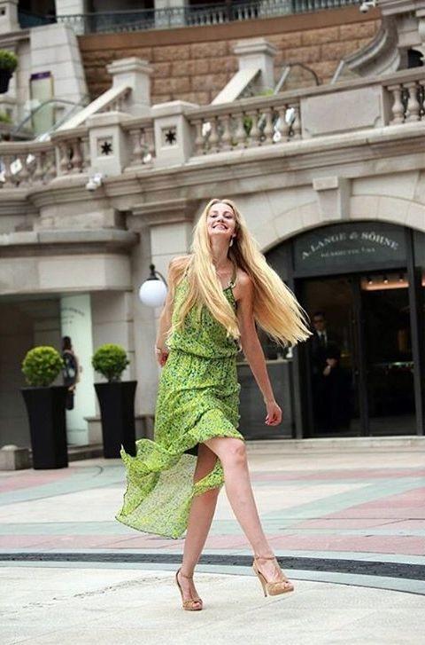Xenia Duyun model (μοντέλο). Photoshoot of model Xenia Duyun demonstrating Fashion Modeling.Fashion Modeling Photo #166024