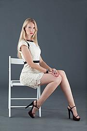 Xenia Duyun model (μοντέλο). Photoshoot of model Xenia Duyun demonstrating Fashion Modeling.Fashion Modeling Photo #183736