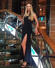 Xenia Duyun model (μοντέλο). Photoshoot of model Xenia Duyun demonstrating Fashion Modeling.Fashion Modeling Photo #221766