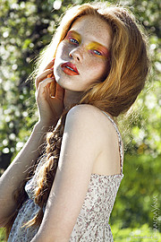Yulia Bukreeva makeup artist (Юля Букреева визажист). makeup by makeup artist Yulia Bukreeva. Photo #57554