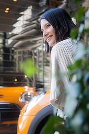 Yasuda Jun model. Photoshoot of model Yasuda Jun demonstrating Face Modeling.Face Modeling,Beauty Makeup Photo #115619