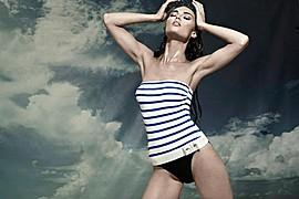 Yeva Don model & dj. Photoshoot of model Yeva Don demonstrating Fashion Modeling.Fashion Modeling Photo #79112