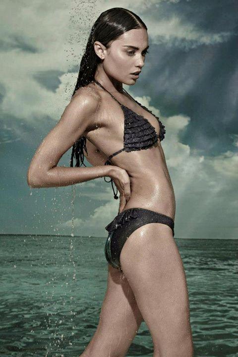 Yeva Don model & dj. Photoshoot of model Yeva Don demonstrating Body Modeling.SwimwearBody Modeling Photo #79113