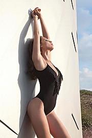 Yeva Don model & dj. Photoshoot of model Yeva Don demonstrating Fashion Modeling.Fashion Modeling Photo #79135