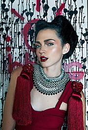 Yiannis Kasimis makeup artist (μακιγιέρ). Work by makeup artist Yiannis Kasimis demonstrating Beauty Makeup.Beauty Makeup Photo #113304