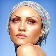 Yiannis Kasimis makeup artist (μακιγιέρ). Work by makeup artist Yiannis Kasimis demonstrating Beauty Makeup.Beauty Makeup Photo #113315