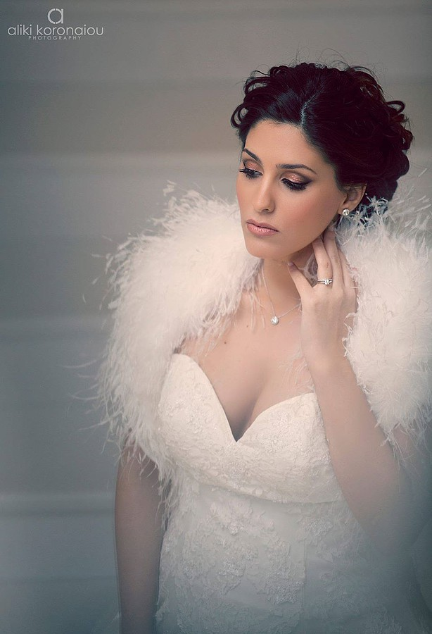 Yiannis Kasimis makeup artist (μακιγιέρ). Work by makeup artist Yiannis Kasimis demonstrating Bridal Makeup.Bridal Makeup Photo #113326