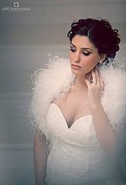 Yiannis Kasimis makeup artist (μακιγιέρ). Work by makeup artist Yiannis Kasimis demonstrating Bridal Makeup.Bridal Makeup Photo #113326
