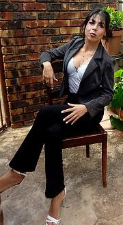 Yolandi Aldrich model. Photoshoot of model Yolandi Aldrich demonstrating Fashion Modeling.Fashion Modeling Photo #230976