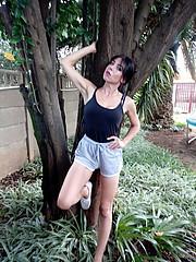 Yolandi Aldrich model. Photoshoot of model Yolandi Aldrich demonstrating Fashion Modeling.Fashion Modeling Photo #230985