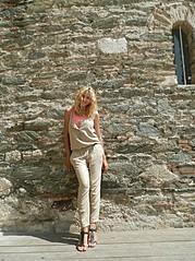Yulia Agafonova model (μοντέλο). Photoshoot of model Yulia Agafonova demonstrating Fashion Modeling.LookbookFashion Modeling Photo #168192